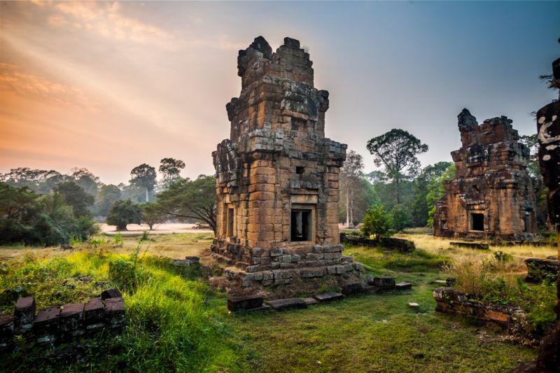 Foto de Ruta por Yoga y Aventura en Camboya Zona de los templos de Angkor