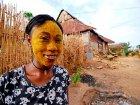 Viaje a Madagascar - Chica malgache