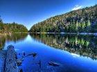 Viaje a Canada - Reflejo en los lagos canadienses