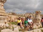 Viaje a Jordania - Las ruinas de Jerash