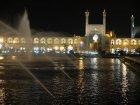 Viaje a Iran - Plaza de Isfahan