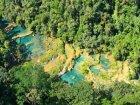 Viaje a Guatemala - Lagunas de Semuc Champey