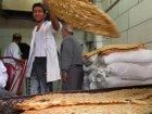 Viaje a Iran - Vendedor de pan