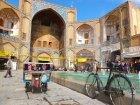 Viaje a Iran - Entarda al bazar de Isfahan
