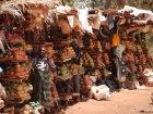 Viaje a Tanzania - Mercadillo de frutas