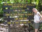 Viaje a Costa Rica - ¡Atención! Volcán activo
