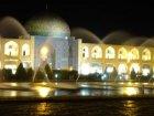 Viaje a Iran - La plaza de Isfahan