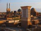 Viaje a Iran - Panorámica de Yadz