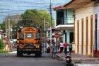 Viaje a Centroamerica - Los clásicos autobuses de Nicaragua