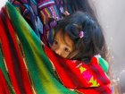 Viaje a Guatemala - Niña guatemalteca