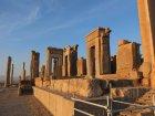Viaje a Iran - Vistas de Persépolis