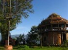 Viaje a Nepal - Pequeño templo en Nagarkot