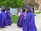Viaje a Armenia - Patriarca supremo y Katholikós de la iglesia Armenia