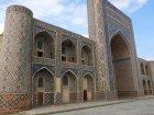 Viaje a Uzbekistan - Madraza de Bukhara