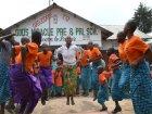 Viaje a Congo - Bailando
