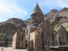 Viaje a Armenia - Monasterio de Geghard