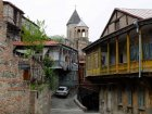Viaje a Georgia - Zona antigua de Tbilisi