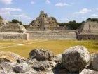 Viaje a Mexico - Ruinas de Edzna