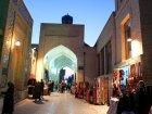 Viaje a Uzbekistan - La entrada a Khiva