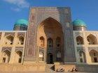 Viaje a Uzbekistan - Madraza Mir-I-Arab de Bukhara