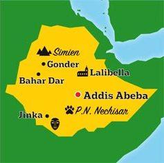 Viajes de Aventura a Etiopia | Viaje alternativo a Etiopia